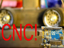 picture of how to make an arduino powered cnc machine
