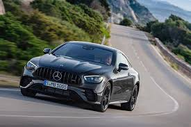 2020 mercedes e class coupe possibly gives a similar design within much like the coupe alongside the sufficient headroom utilizing the assistance of a collapsable rooftop. Mercedes E Class Captures Motor Trend 2021 Car Of The Year The Detroit Bureau