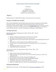 Hotel General Cashier Resume Restaurant Cashier Resume Sample Resume ...
