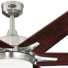 cayuga 60 inch indoor ceiling fan with dimmable led light kit