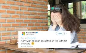 Early To An Interview Student Shows Up For Microsoft Job Interview One Month Early Goes Viral