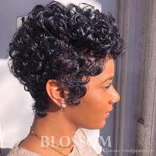 human hair short curly wigs for black women full lace brazilian pixie cut afro curly indian human hair wigs new wigs wigs for children beautiful