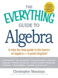 the everything guide to algebra ebook by christopher monahan  the everything guide to algebra
