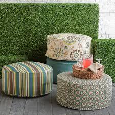 outdoor ottoman cushion etvcs