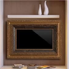 Framing A Tv Flat Screen Tv Frames Fastframe