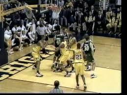 1995 - Michigan State at Michigan - Basketball - YouTube