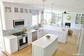 coastal kitchen ideas. Unique Kitchen Inspiring Coastal Kitchen Ideas And Makeover The Reveal With