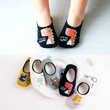 5 Pairs Baby Boy Ankle Socks Infant Cotton Anti-slip Sock <b>Lovely</b> ...