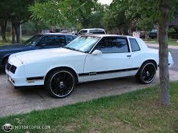 1986 Chevrolet Monte Carlo SS id 24295