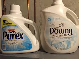 How Much Fabric Softener To Use How Small The Words Detergent And Fabric Softener Are Its Like