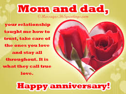 Anniversary Messages For Parents 40greetings Delectable Valentine Quotes For Parents