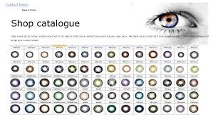 Contact Lenses Beauty In The Eyes