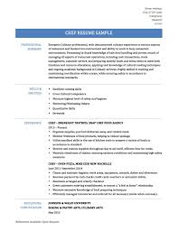 Pleasing Lead Line Cook Resume Sample With Cooks Image