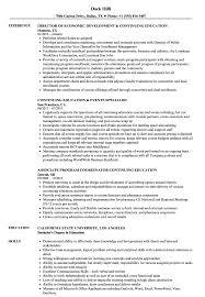 Continuing Education Resume Samples Velvet Jobs