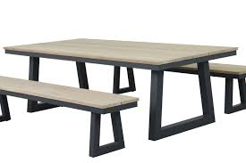 Sonar outdoor dining table harvey norman new zealand
