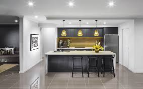 Wenge Wood Kitchen Cabinets 40mm Benches In Caeserstone And Black Wenge Laminex Dream