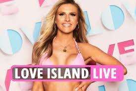 Love Island 2021 LIVE - Chloe Burrows ...