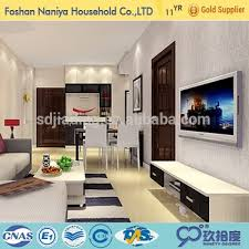 Living Room With Tv Model