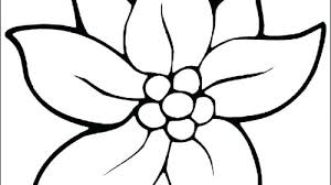 Flower Coloring Sheets Spring Flower Colouring Pages Spring Flowers