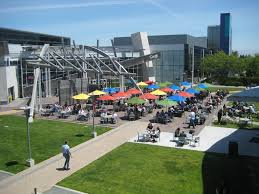 google main office. Googleplex, Mountain View, California. The Headquarters Of Google. Google Main Office