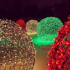 top christmas light ideas indoor. Using Chicken Wire And LED Lights, You Can Create These Cool Light Balls! Check Top Christmas Ideas Indoor S