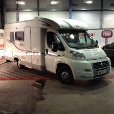 motorhome for auction