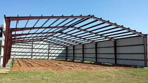 steel truss pole barn engineered metal building truss building kits steel truss pole barn arkansas