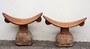south african decor: african decor wood headrests phases africa