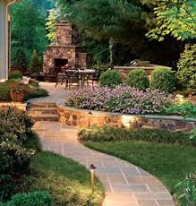 Landscaping Design Ideas For Backyard Concept
