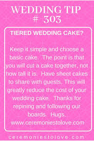 Keeping Your Wedding Cake Simple Can Be A Huge Wedding
