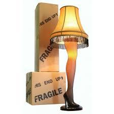 Leg Lamp String Lights