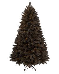 Treetopia - Chocolate Truffle Artificial Brown Christmas Tree  #ChocolateTruffle #ChristmasTree. rollover to zoom in