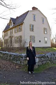 Be Book Bound Rssing com But we saved the best for last  the Alcott home  also known as Orchard House  This is where Louisa May wrote Little Women  Little Women is largely based on