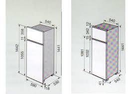 standard refrigerator height. Refrigerator Measurements Standard Image Nabateans Height