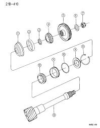 1994 chrysler lebaron gtc shaft transfer diagram 00000cqb