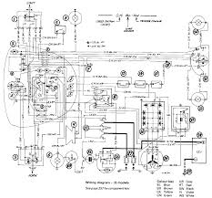 1971 r75 5 tranny output flange page 2 in this picture for the later switch 20 has two wires going to it but no ground symbol is showing for the switch so that means that when the switch