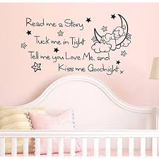 Reading Quotes For Kids 93 Amazing Ufengke Read Me A Story Moon Girl Quotes And Sayings Wall Decals