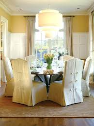 slipcover dining room chair dining room chair slipcovers with arms slipcovers