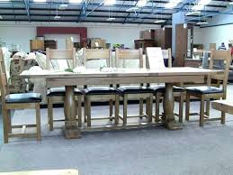 16 seater dining table dining table dining table large dining room table seats 16 seater oak