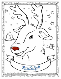 Small Picture Reindeer Animal Cute Baby Page Reindeer Reindeer Coloring Pages
