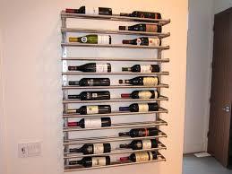wooden hanging wine rack image of metal wall mounted wine rack wooden wall wine rack plans