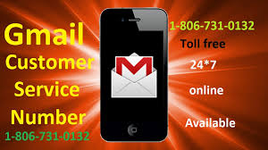 phone number for gmail customer service and gmail customer care is 1 806 731