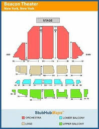 Jerry Seinfeld Beacon Theater April 5 9 30 Section Orch1
