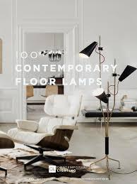 Ebook 100 Contemporary Floor Lamps Contemporary Lighting