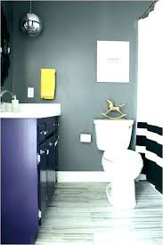 posh gray and purple bathroom pink black rugs awesome