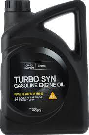 """<b>Моторное масло Hyundai</b> / <b>KIA</b> """"<b>TURBO</b> SYN"""", SM/GF-4, класс ..."""