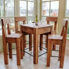rustic wood bar stools. Image Of: Rustic Wood Bar Stools Sets H