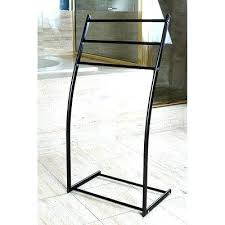 Standing hand towel rack Movable Free Standing Hand Towel Rack Free Standing Hand Towel Rack Brass Finish Oil Rubbed Bronze Holder Decorating Designs Free Standing Hand Towel Rack Free Standing Hand Towel Rack Brass