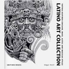 коллекция латиноамериканского искусства тату вдохновил чикано майя