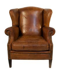 leather wingback chair chairs unforgettable impressive armchair image covers